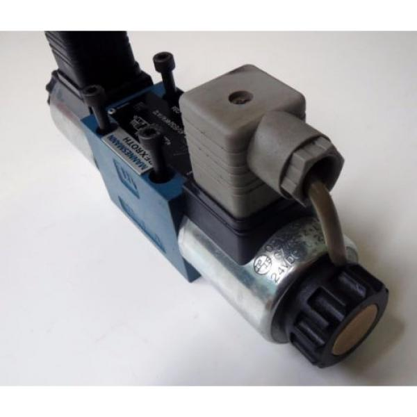 Bosch Australia Canada Rexroth Direct Operated Directional Spool Valve 4WE 6 J73-61/EG24k4/A12 #3 image