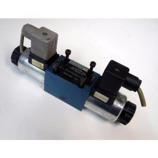 Bosch Australia Canada Rexroth Direct Operated Directional Spool Valve 4WE 6 J73-61/EG24k4/A12 #4 image