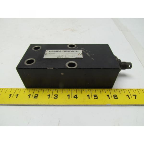 UCHIDA-Rexroth DA10-2-A0/80-998-0 Hydraulic pressure valve #1 image