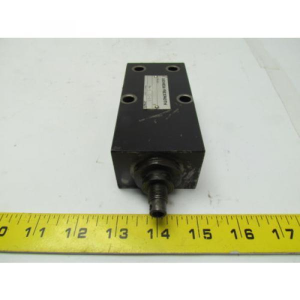 UCHIDA-Rexroth DA10-2-A0/80-998-0 Hydraulic pressure valve #2 image