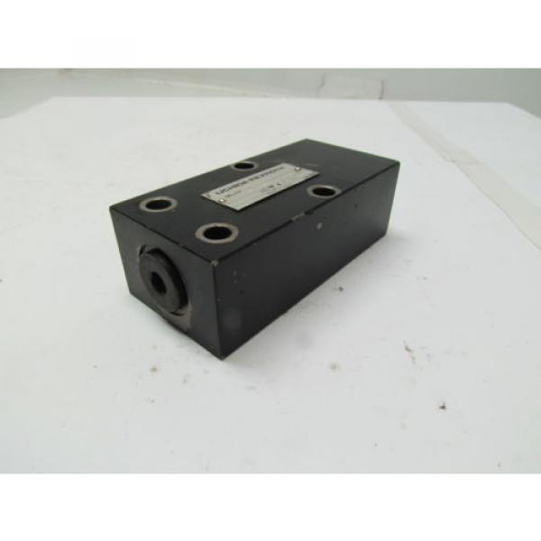 UCHIDA-Rexroth DA10-2-A0/80-998-0 Hydraulic pressure valve #5 image